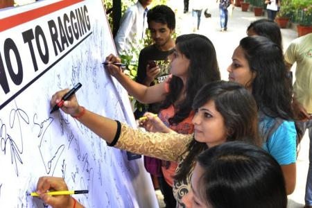 India – 901 ragging complaints in 2017,...