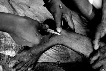 U.P – Quack's reuse of needle suspected...