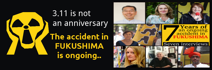 7 Lives, 7 Perspectives on an Ongoing Nuclear Accident