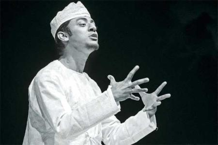 #RIP Delhi Dastangoi storyteller Ankit Chadha...