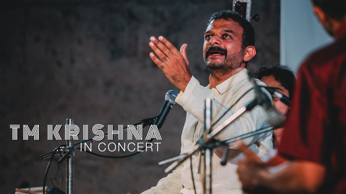 TM Krishna concert organisers face threat  #FOE