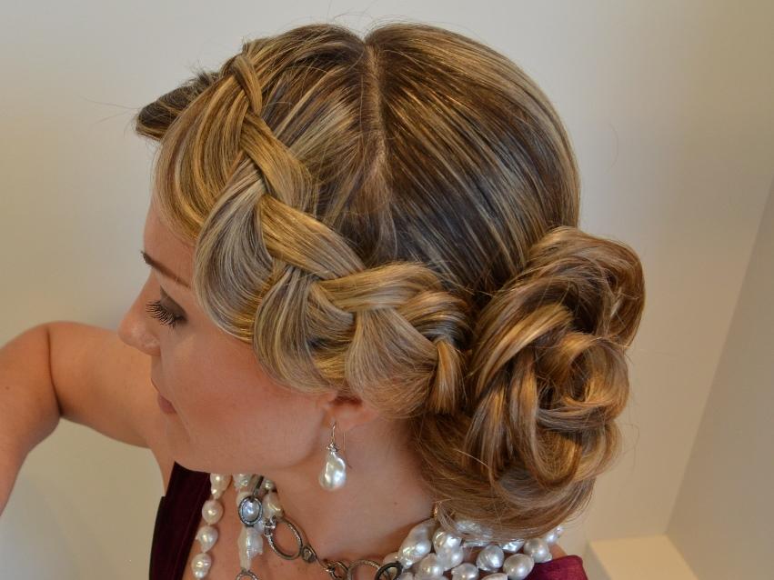 Recogidos y peinados de boda