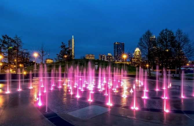 Custom Commercial Architectural Fountains Kraftsman