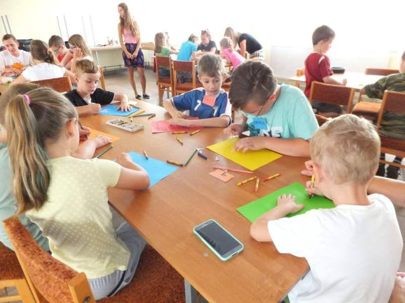 Pikni w Sołectwie Działki - warsztaty dla dzieci (Gmina Wiskitki)