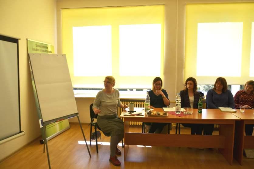 Spotkanie ewaluacyjne dla nauczycielek 1