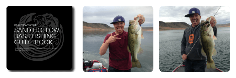 sand hollow fishing ebook