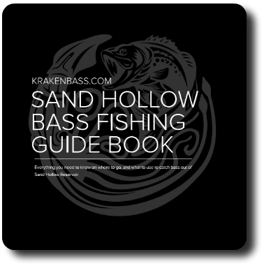 Sand Hollow Bass Fishing Book