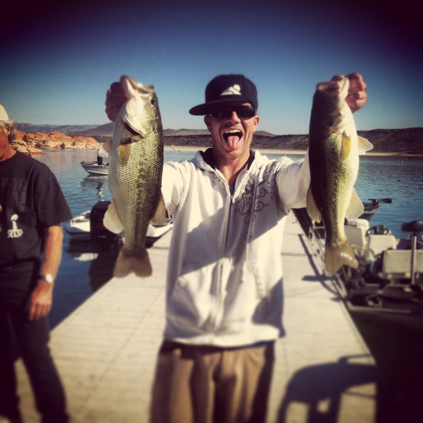 Top 5 sand hollow baits for Cold water bass fishing