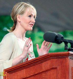 J.K. Rowling's 2008 Commencement address to Harvard