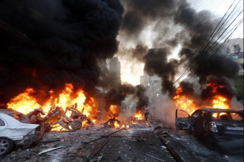 Confusion As Explosion Rocks Benin City 1