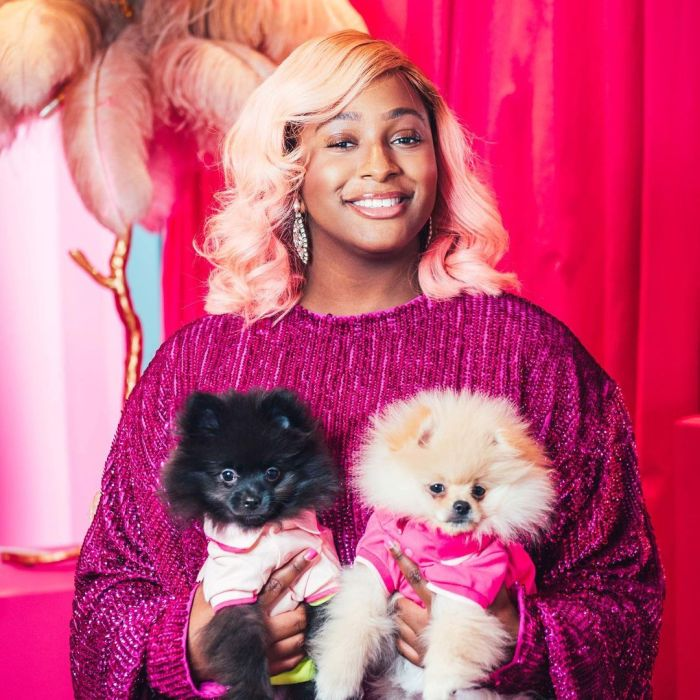 People Are Sending DJ Cuppy Dogs Their Account Details