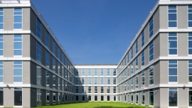 """The Kraków Enterprise Park office complex is fully leased!,"