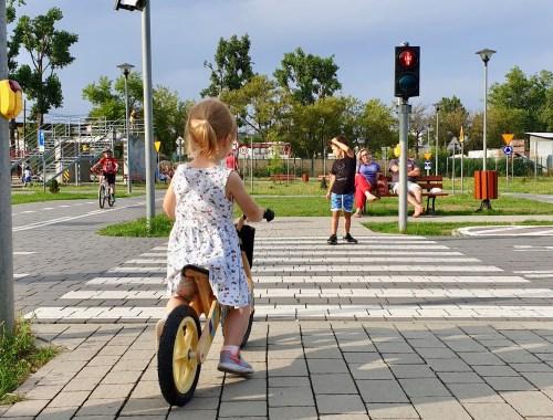 Miasteczko ruchu drogowego – Wieliczka