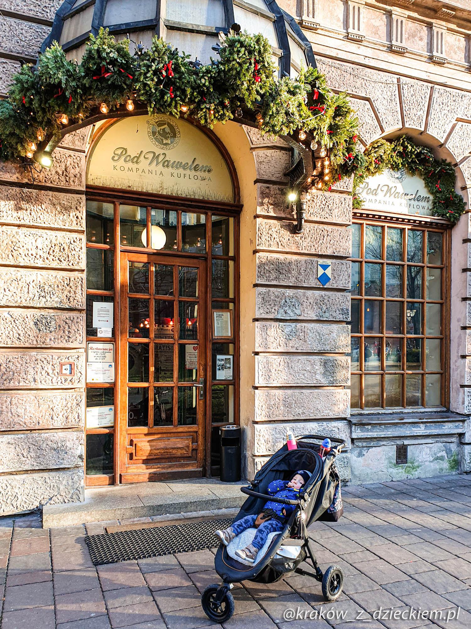 Pod Wawelem restauracja