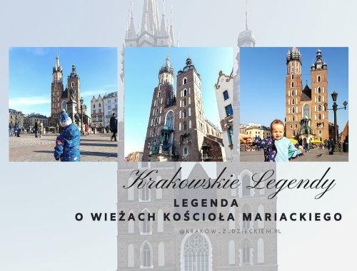 Legenda o wieżach Kościoła Mariackiego