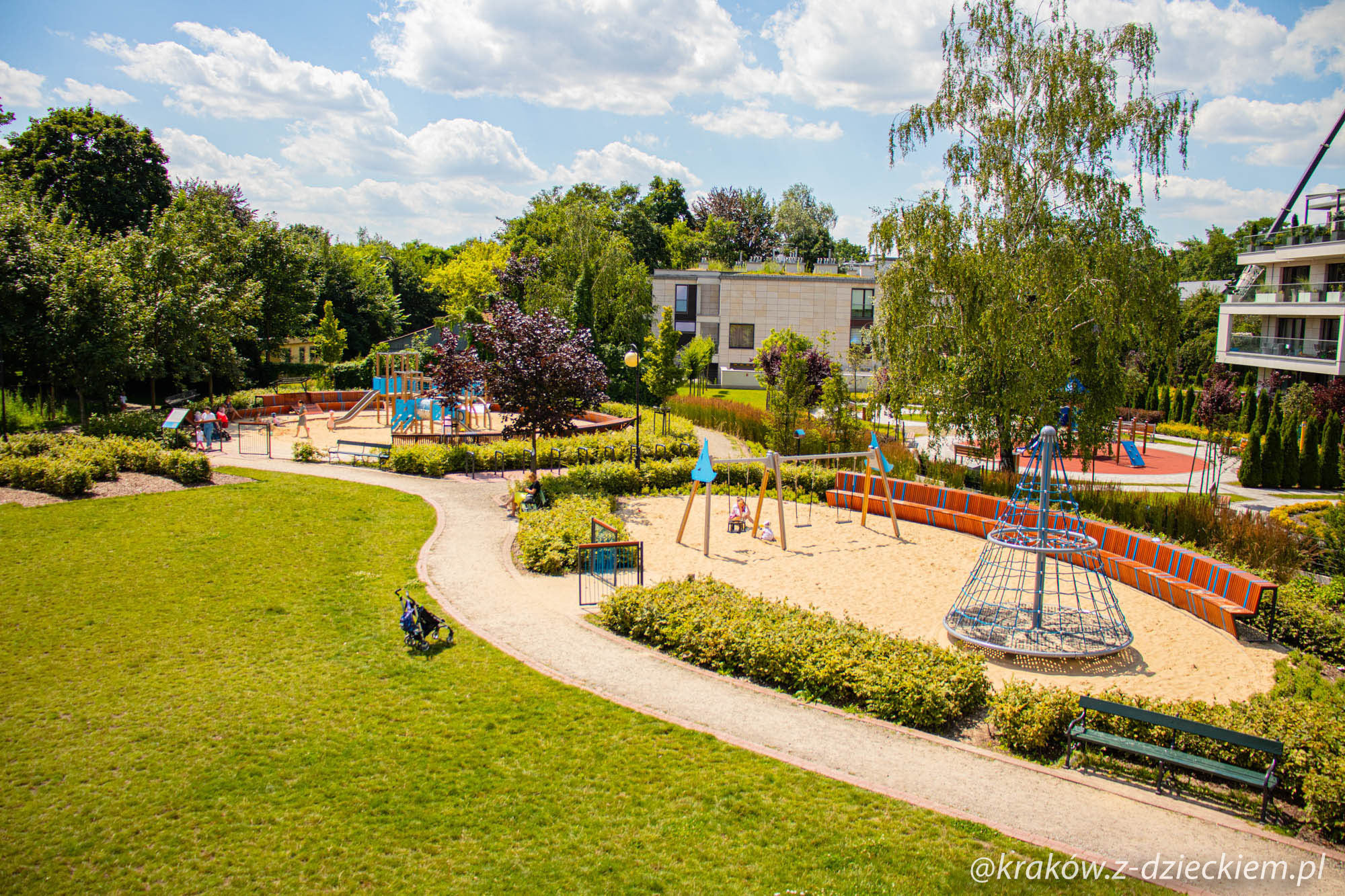Park Dębnicki