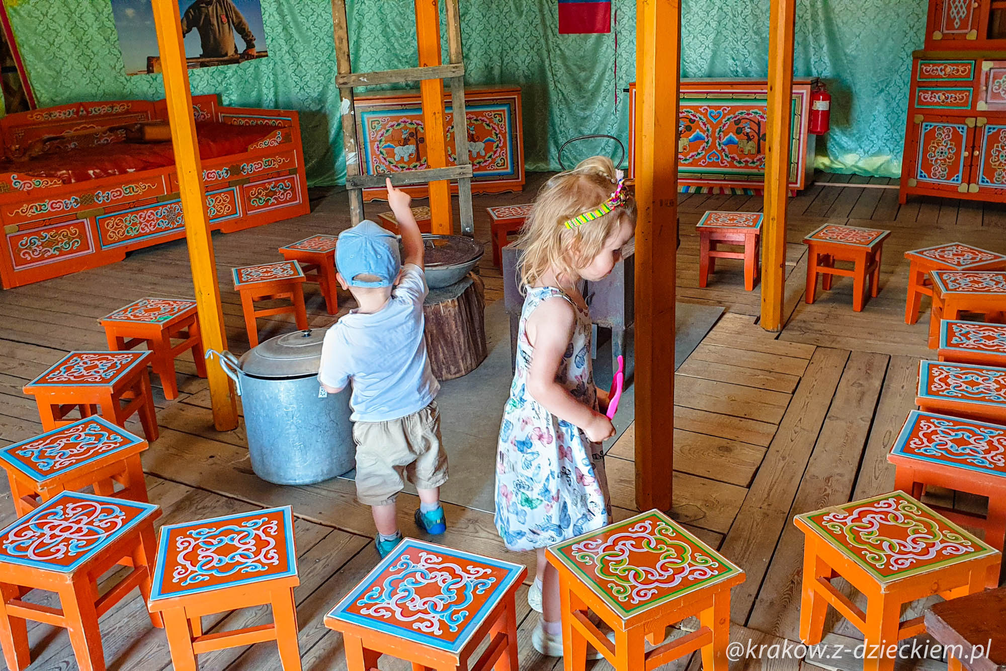 Mongolska jurta