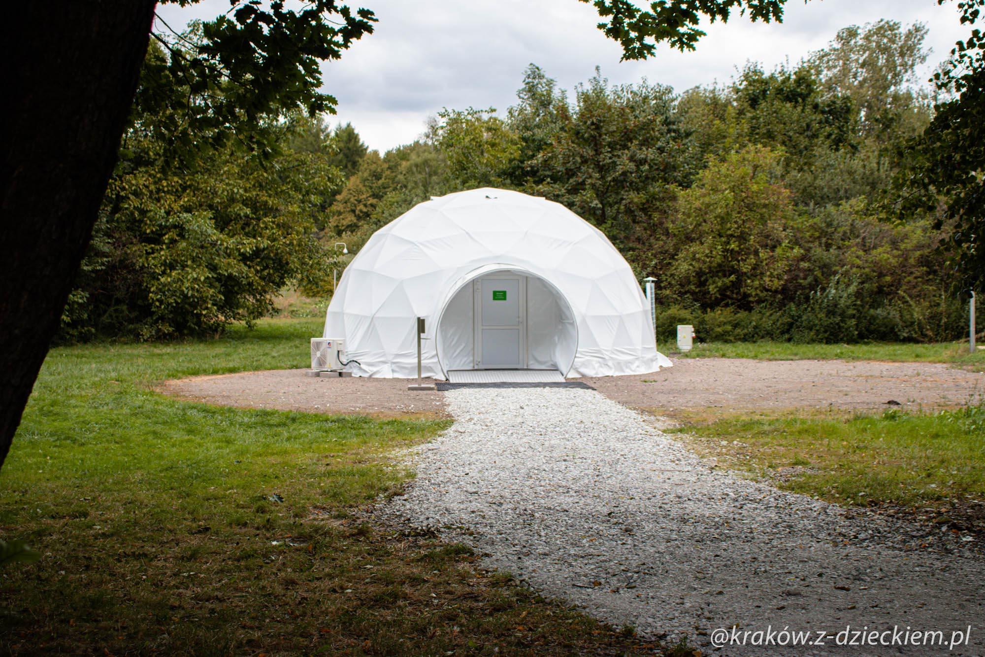 planetarium, Ogród Doświadczeń
