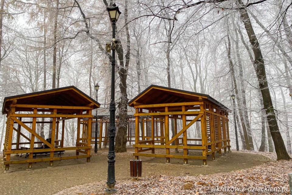 park Uzbornia Bochnia