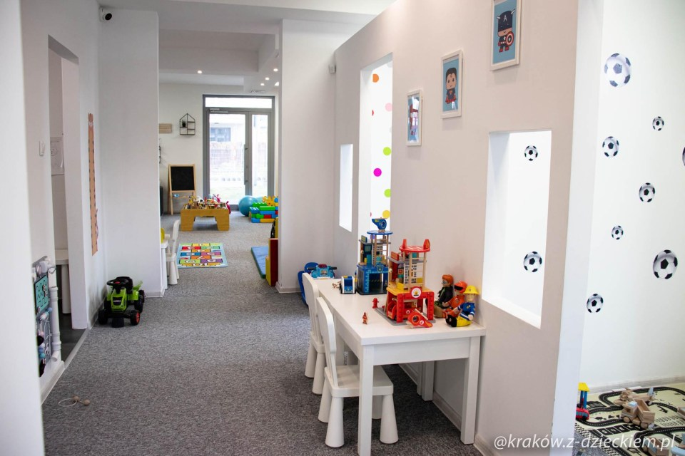 korytarz bawikowo