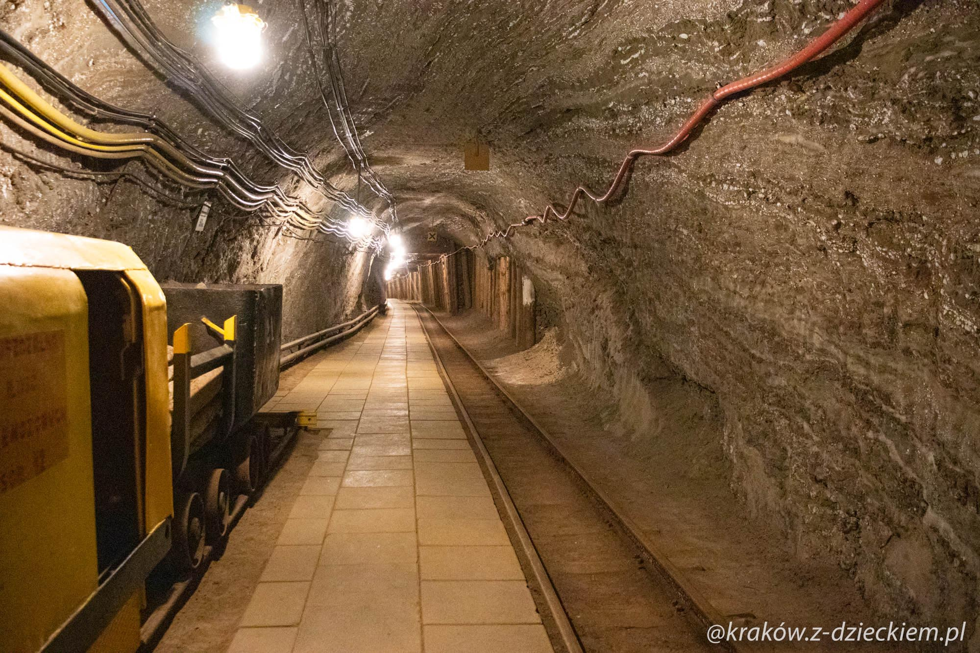 kopalnia soli w Bochni