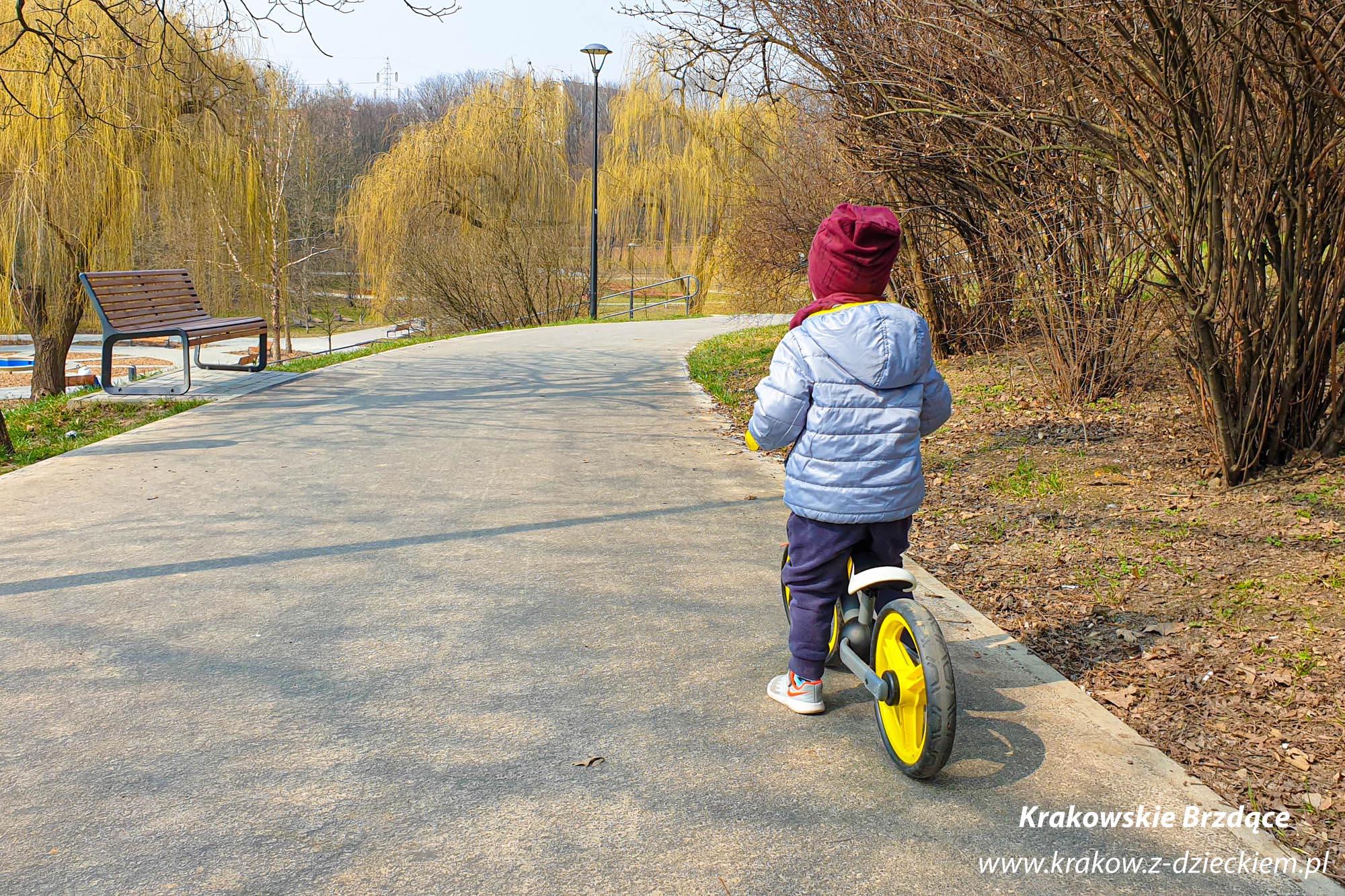 rowerek, dziecko
