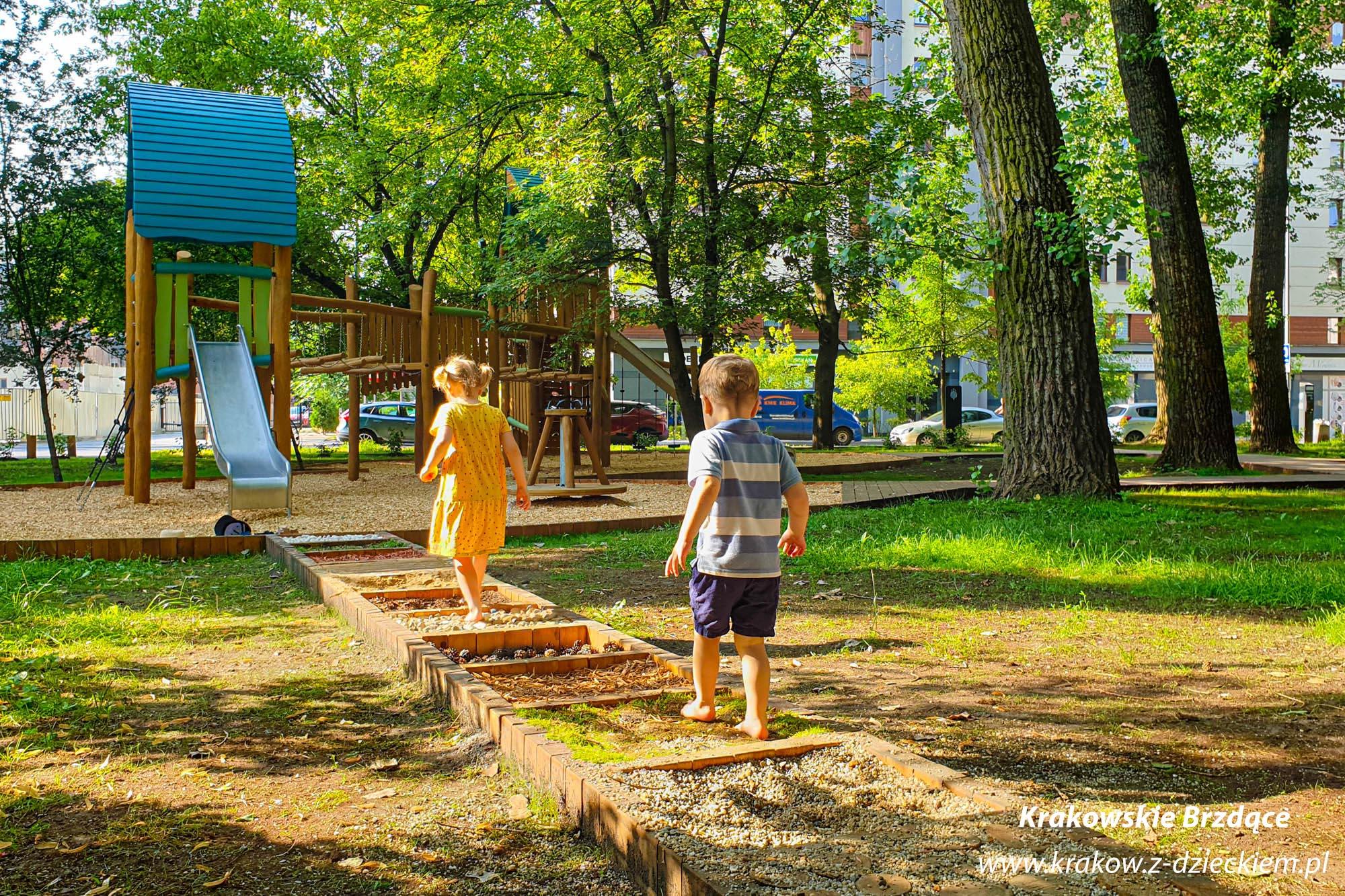 Ptasi Ogród Krakowian, plac zabaw