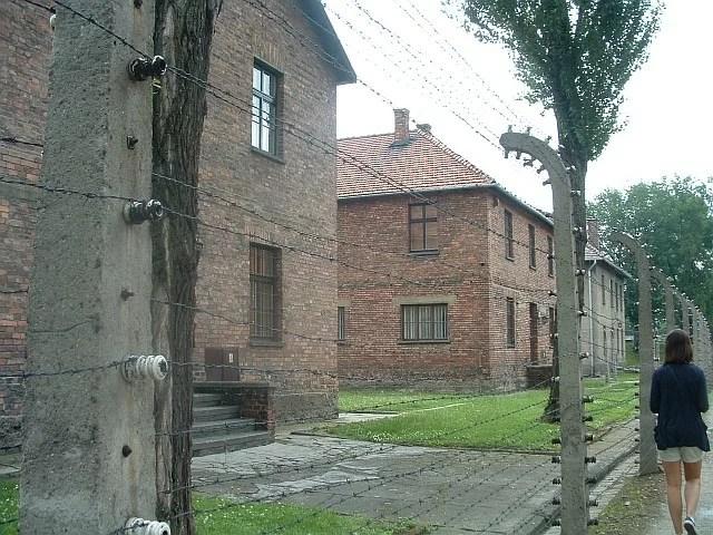 Auschwitz dagstur fra Krakow