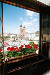 Hotel Wentzl view