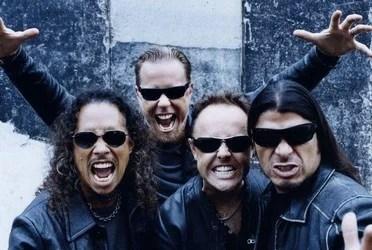Metallica concert Krakow