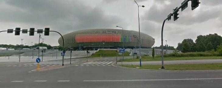 Tauron Arena in Krakow