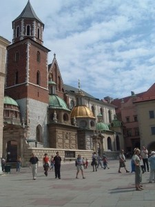 Wawel Cathedral and Sigismunds Chapel