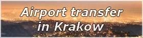 airport transfer Krakow