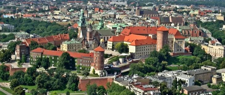 Krakkói panorama