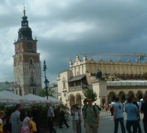 Market square Krakow