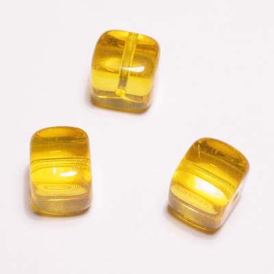 kubus geel 9 mm