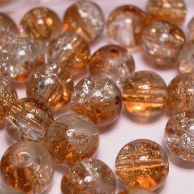 crushed beads 8 mm kleur 8940