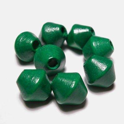 kraal konisch groen 8 mm