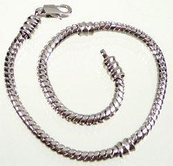 armband 3x23 mm voor pandorastijl kralen