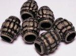 ethnic beads ton 14x18 mm