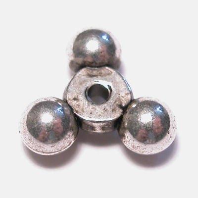 metal look kraal 3-kogel 4 mm