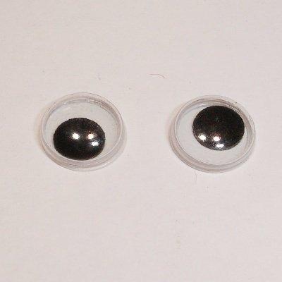 plak wiebel oog 8mm