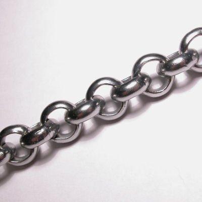 jasseron oud zilver 14 mm, binnenmaat 9 mm