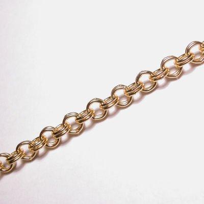 2 ringen goud 5 mm
