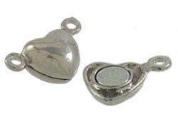 magneetsluiting hart 10x17 mm