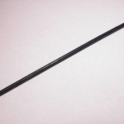 rond runderleer marine 2 mm