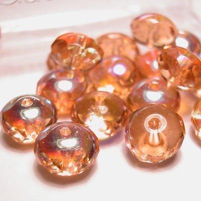 rond geslepenparels 8 mm kleur 4985