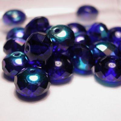 rond geslepenparels 8 mm kleur 5960