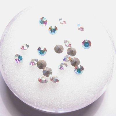 swarovski similisteen rond crystalAB 3 mm
