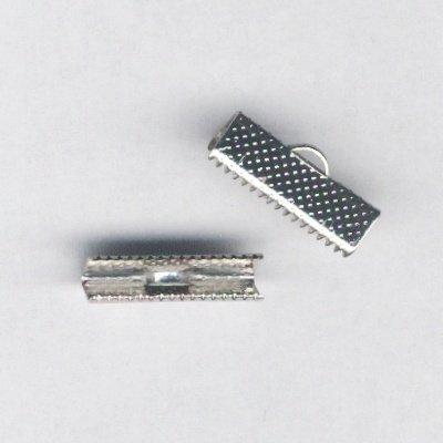 veterklem platina 20x7 mm